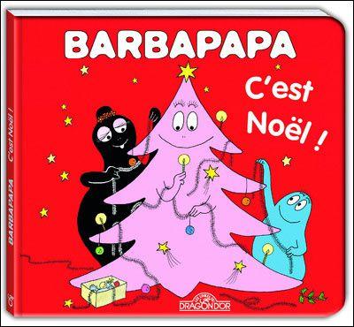 Une jolie histoire de Noël, accompagnée de cartes avec des boules de Noël « 3D » à détacher puis à monter ! Après avoir lu cette histoire, qui raconte la recherche d'un sapin de Noël par Barbapapa, les enfants pourront décorer le leur avec leurs personnages favoris.