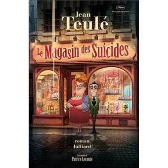 LE MAGASIN DES SUICIDES - JEAN TEULE