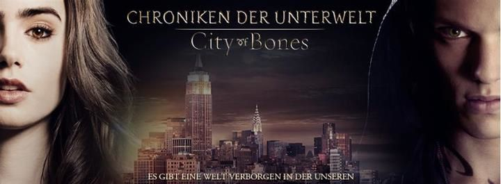 &quot&#x3B;Chroniken der Unterwelt - City of Bones&quot&#x3B;