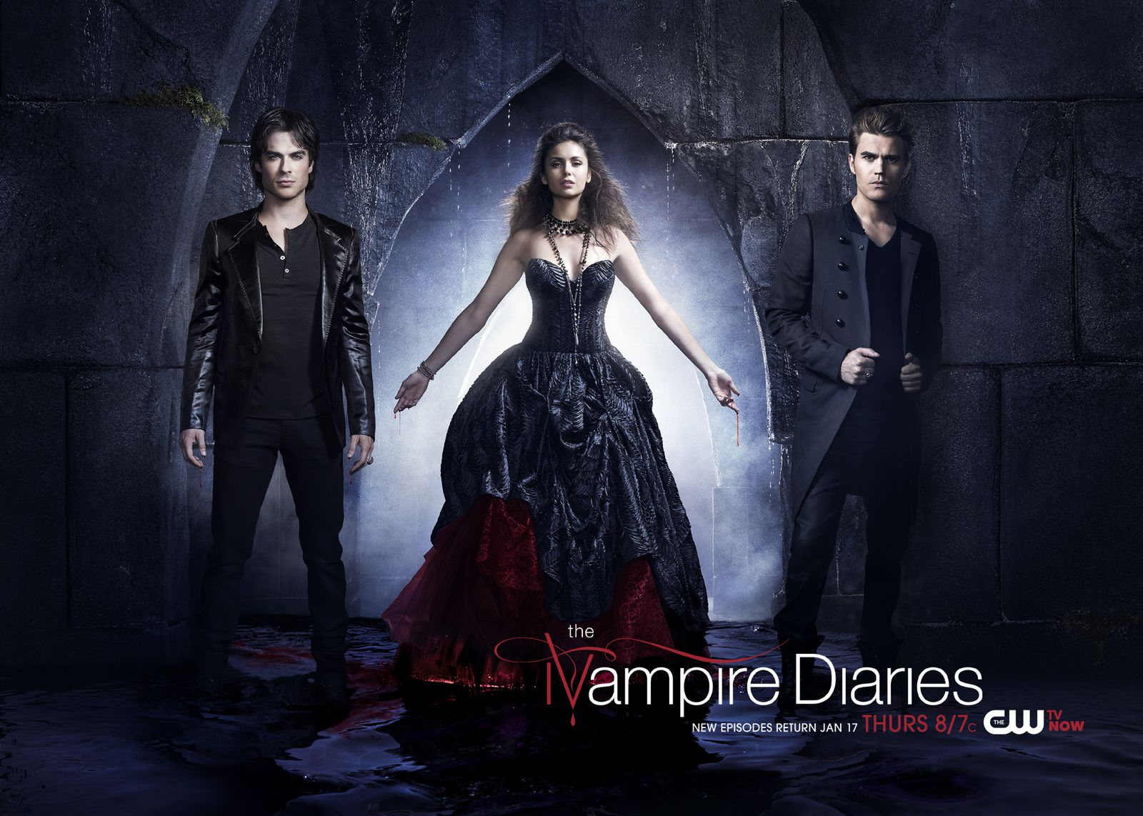 'Vampire Diaries': Sneak Peek zu Staffel 5