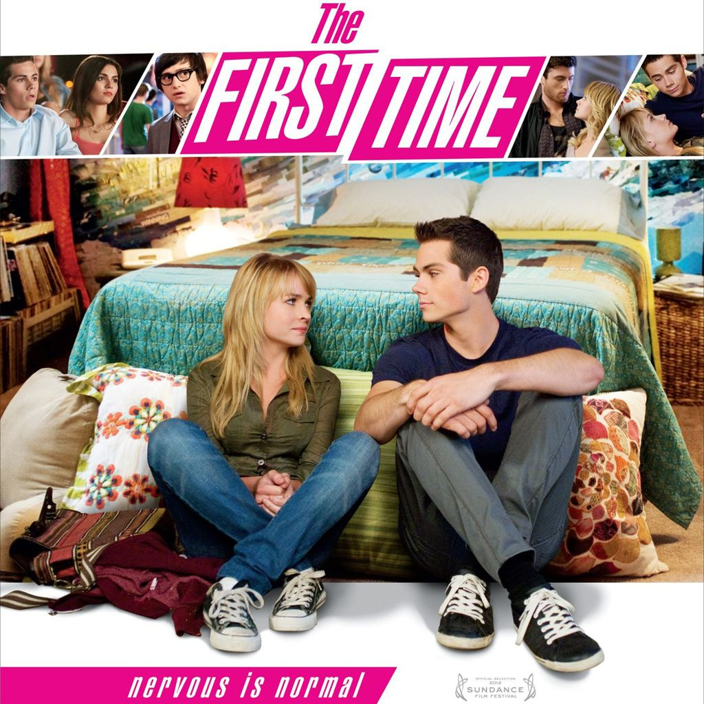 "Filmcover zu ""The First Time"""