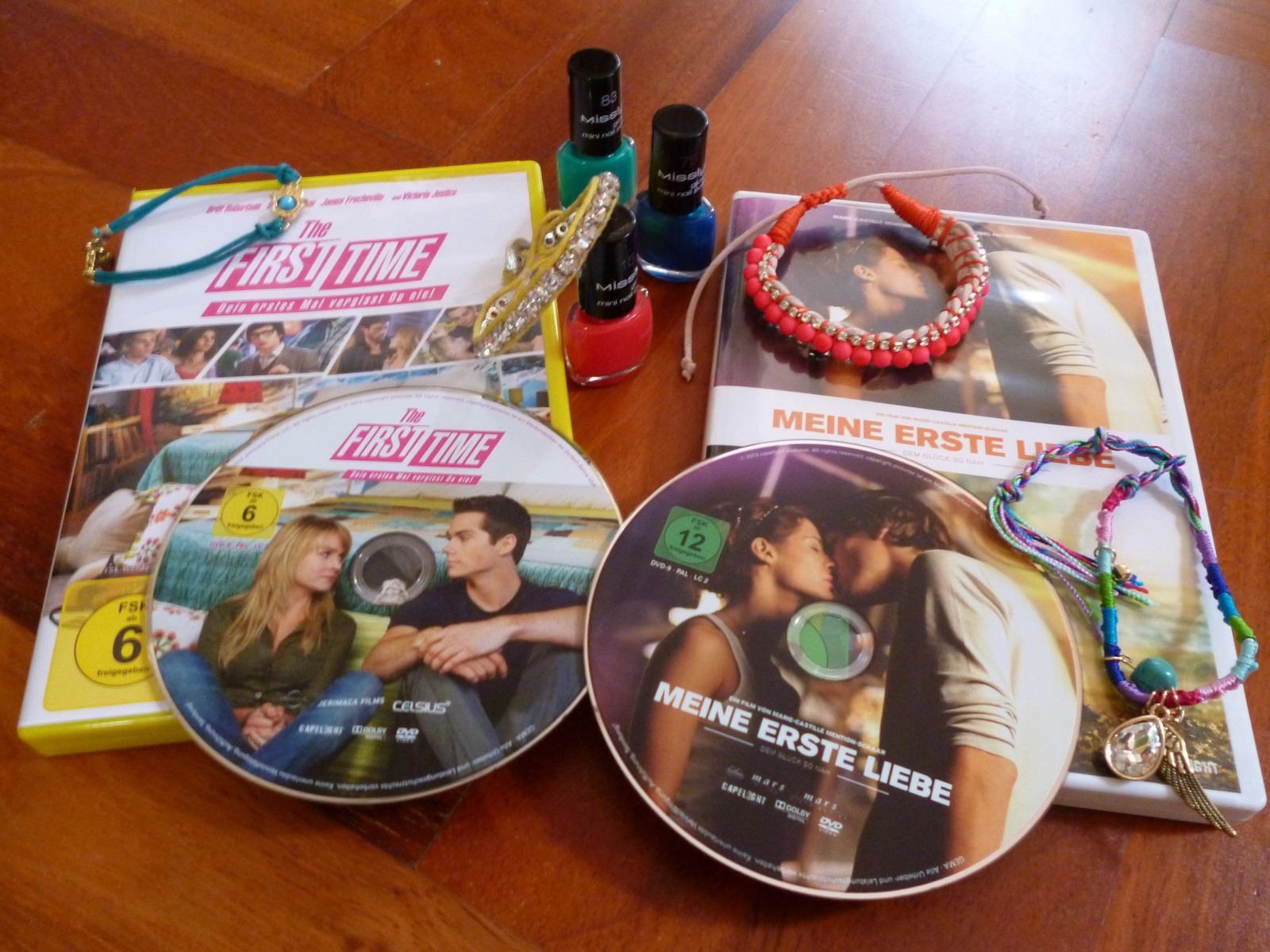 DVD Tag bei the.penelopes!
