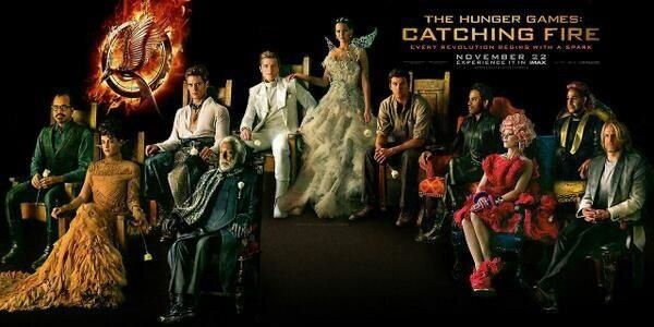 News zu &quot&#x3B;Catching Fire&quot&#x3B;