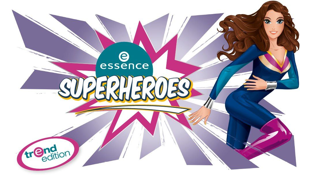 essence &quot&#x3B;Superhero&quot&#x3B; Trend Edition