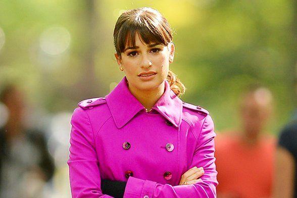 Lea Michele geht es langsam besser, zu hoffen ist es für sie...