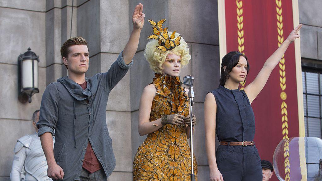 Da die 75. Hungerspiele ein Jubelbubiläum gelten besondere Regeln, dieses Mal werden die Tribute aus dem bestehenden Kreis der Sieger gezogen, Katniss und Peeta müssen also wieder in die Arena