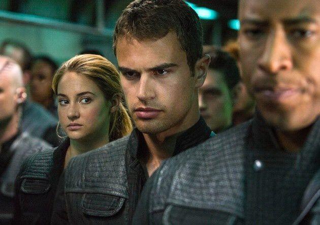"""Zwei neue Bilder aus """"Divergent"""""""