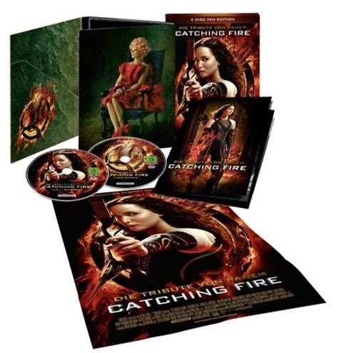 DVD Start von &quot&#x3B;Catching Fire&quot&#x3B;