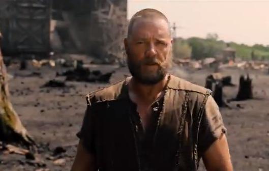 Russell Crowe spielt Noah im gleichnamigen Film
