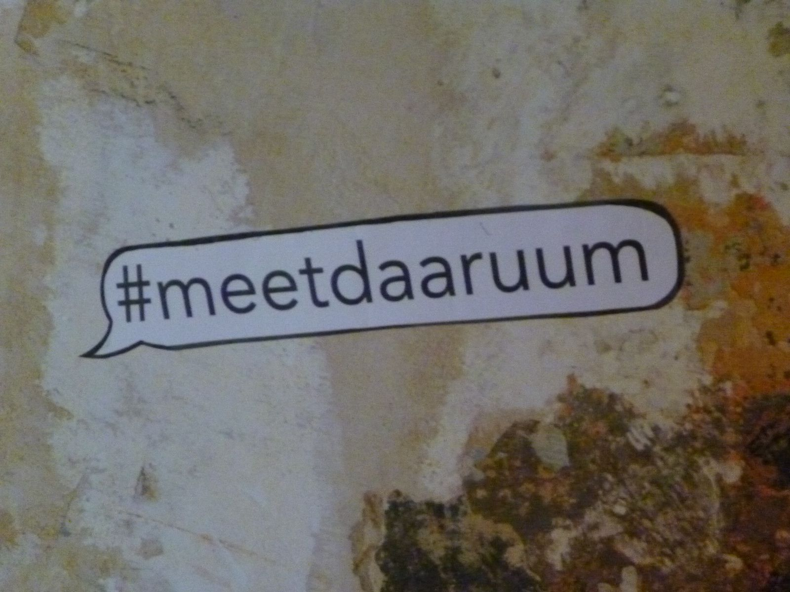 #meetdaaruum