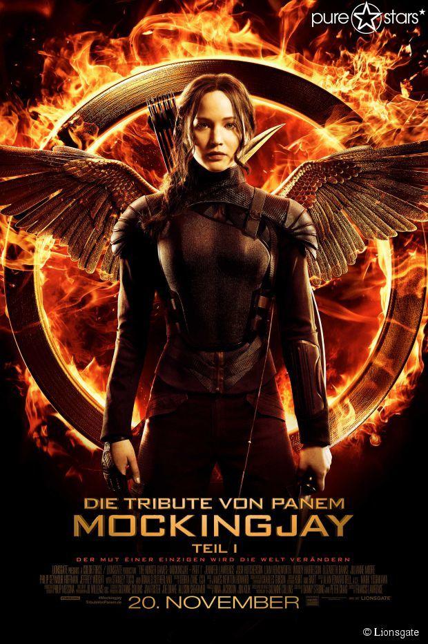 Das Filmplakat mit Jennifer Lawrence