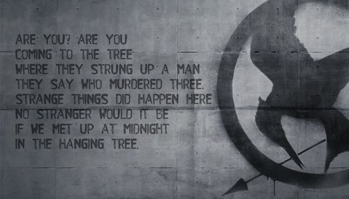 TV Spot 'The Hanging Tree' - 'Mockingjay - Part 1'
