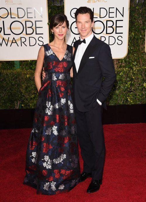 Sophie Hunter sieht wundervoll aus an der Seite ihres Verlobten Benedict Cumberbatch, erst diese Woche wurde bekannt, dass die Beiden ein Baby bekommen!