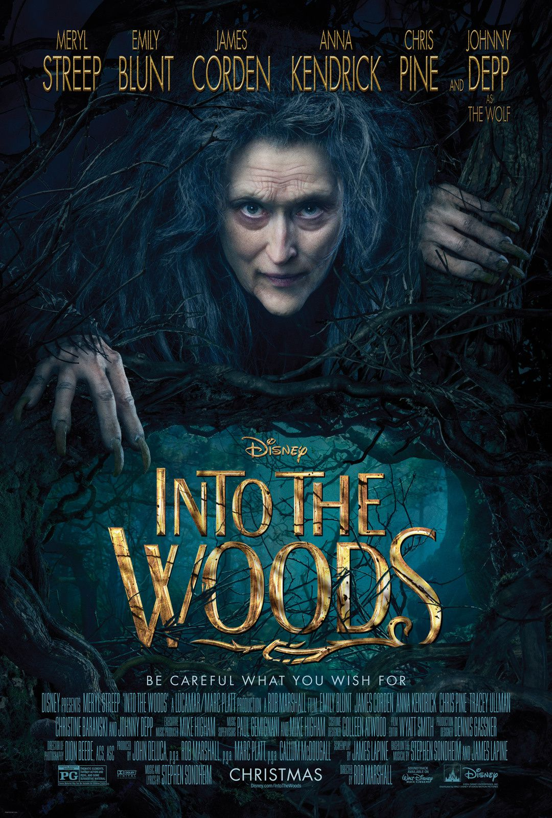 Filmtipp: 'Into The Woods'