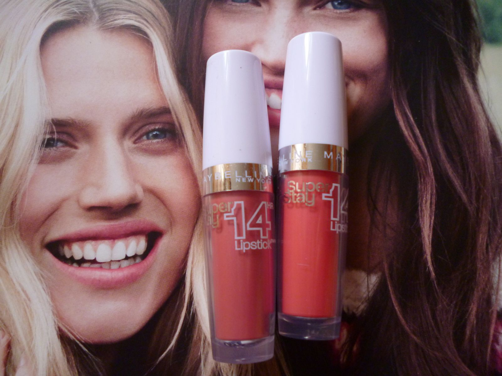 Review: Maybelline Superstay 14h Lippenstift