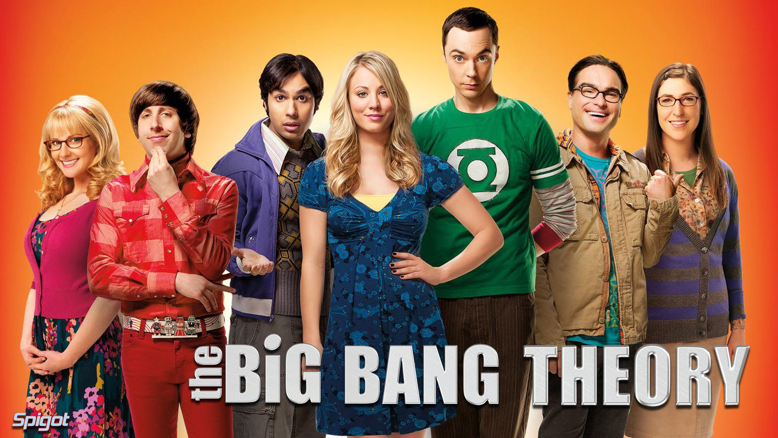 Lieblingsserie: 'The Big Bang Theory'