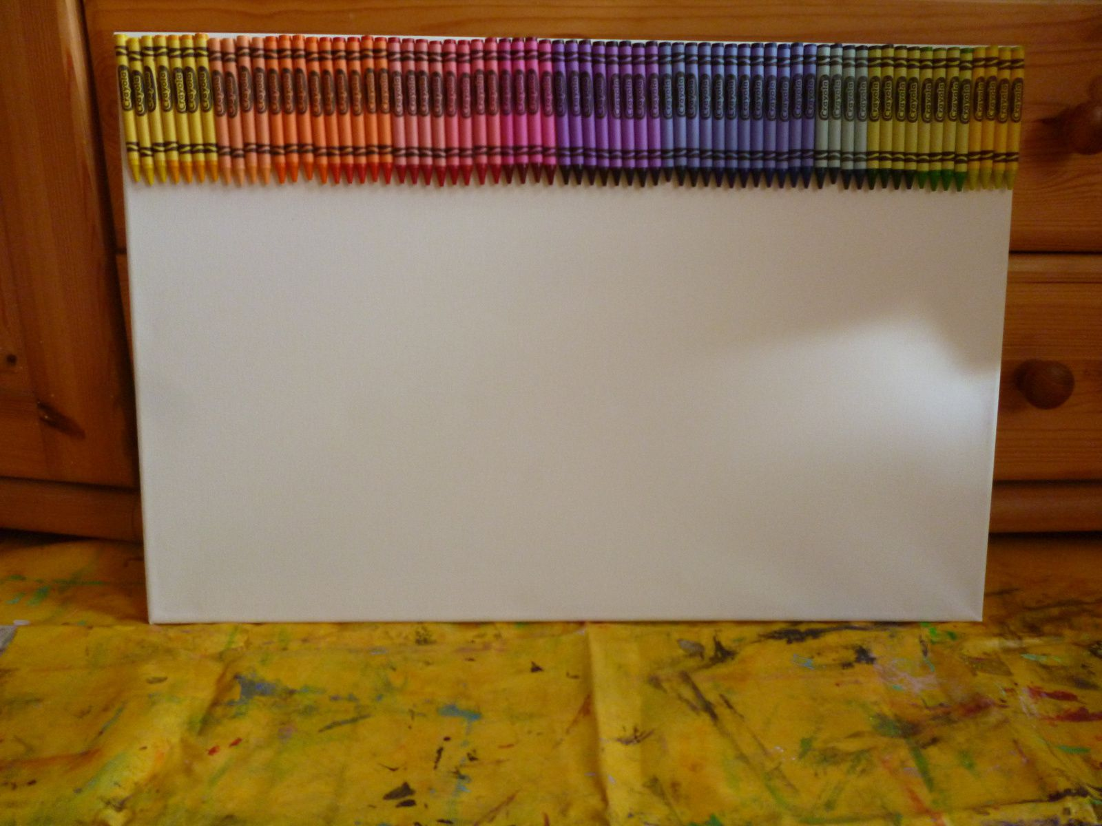 Melted Crayon Diy The Penelopes Overblog Com