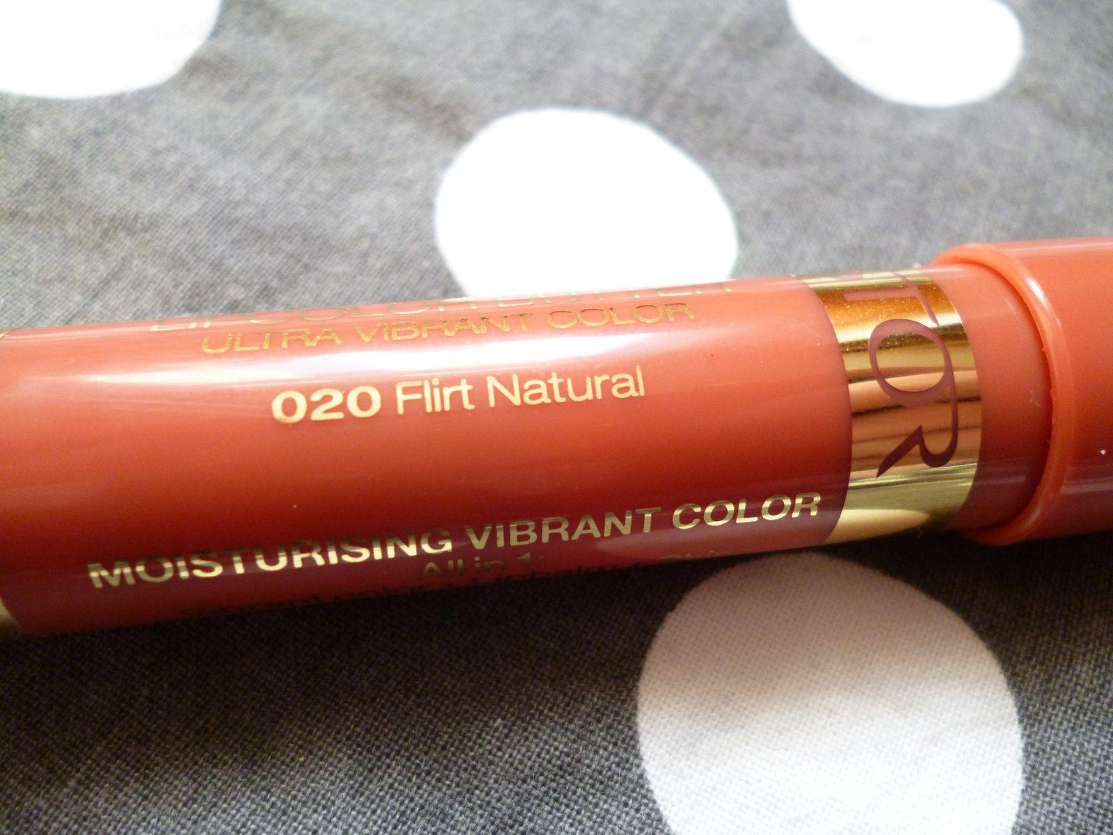 Ich habe die Farbe 020 Flirt Natural