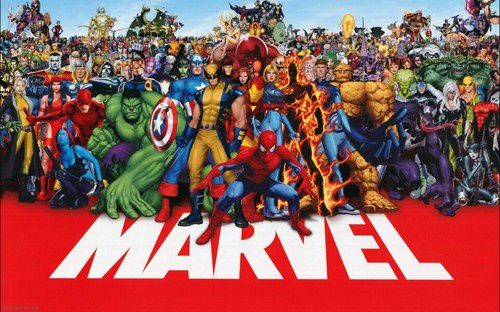 Das große Who is Who im Marvel-Universum