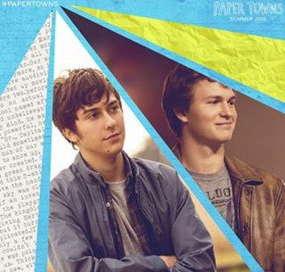 Ansel Elgort - Cameo in 'Paper Towns'?!