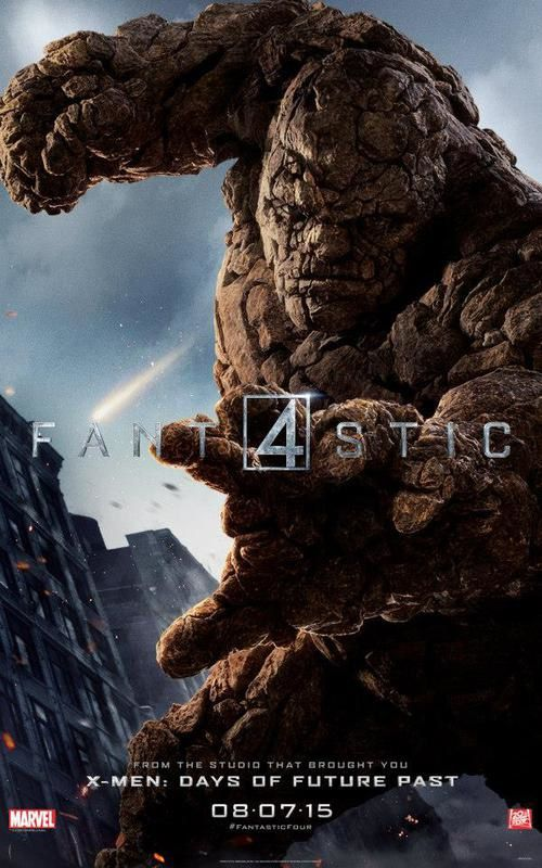 Who is Who: 'Fantastic Four'