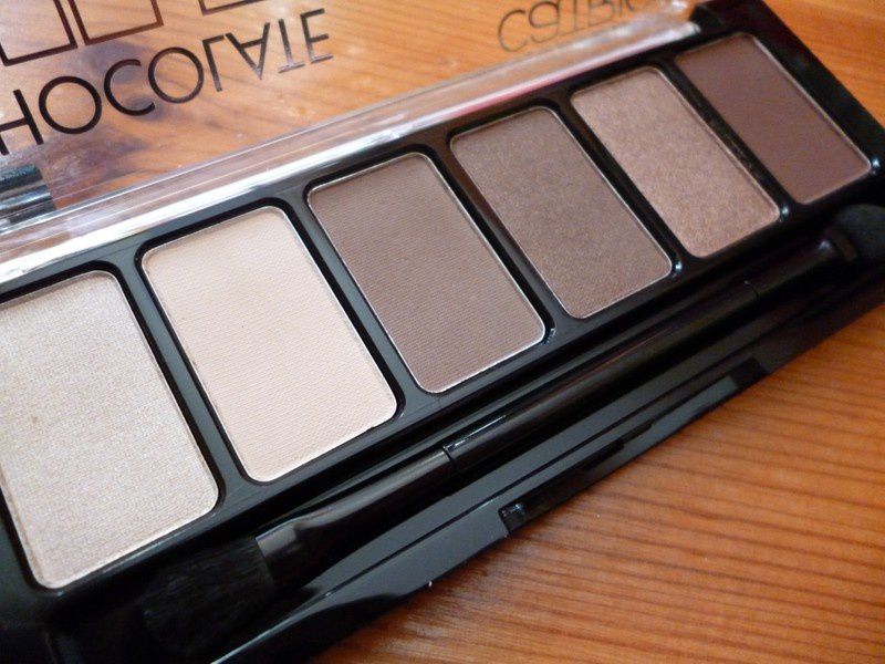 Review: Catrice Chocolate Nudes Eyeshadow Palette