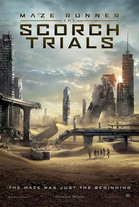 Filmtipp: 'The Scorch Trials'
