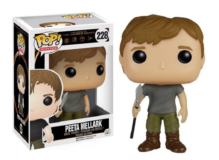 Peeta Mellark als POP! Figur