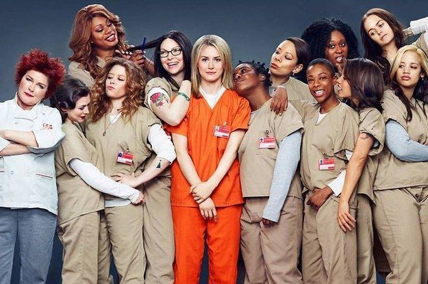 Lieblingsserie: 'Orange Is The New Black'