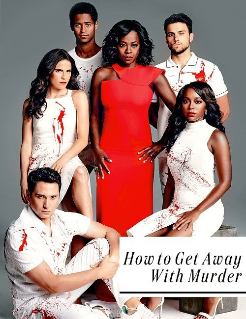 Lieblingsserie: 'How To Get Away With Murder'