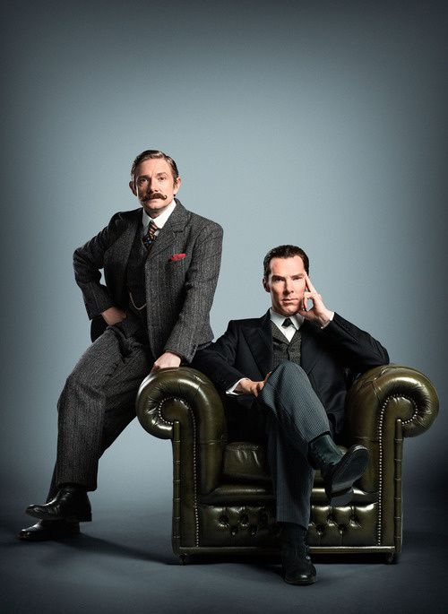'Sherlock'-Special: New Trailer!