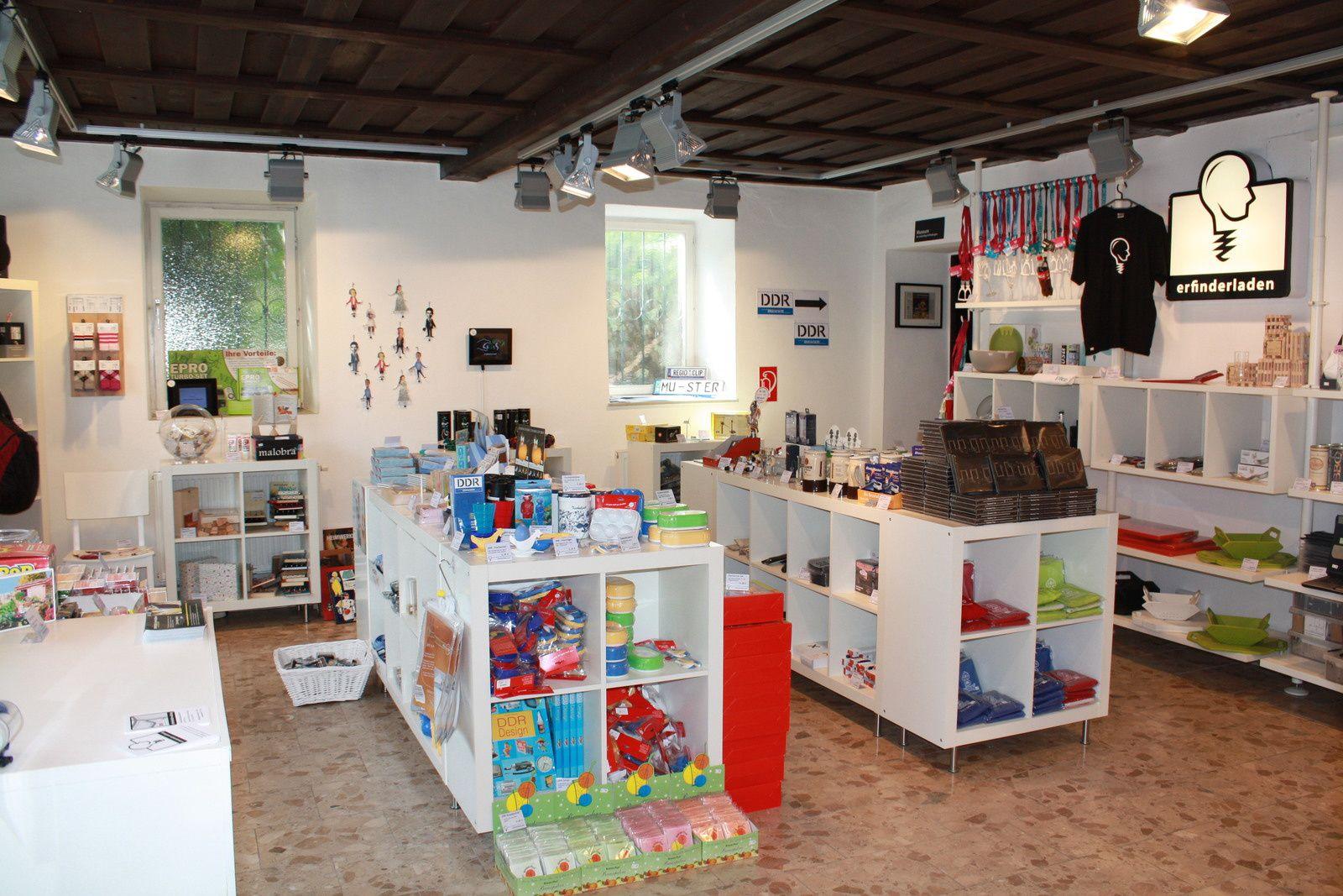 Erfinderladen in Salzburg // Quelle: www.inventorhaus.com