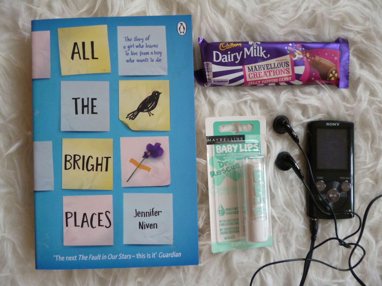Buchbewertung: 'All The Bright Places'