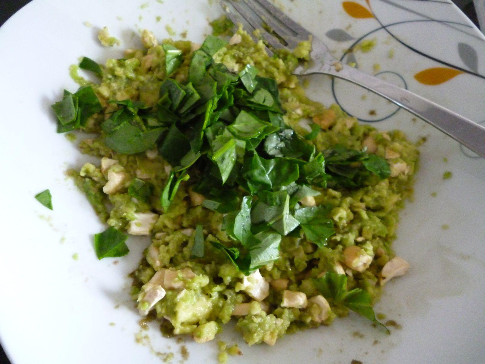 Rezept: Avocado Pesto