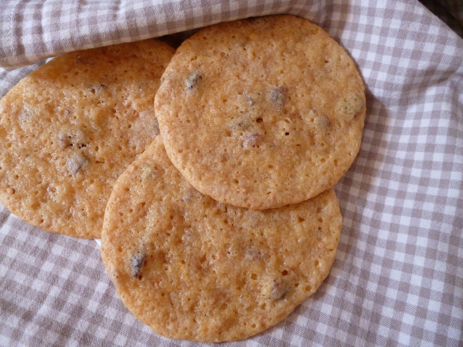 Rezept: Cranberry-Krokant-Cookies