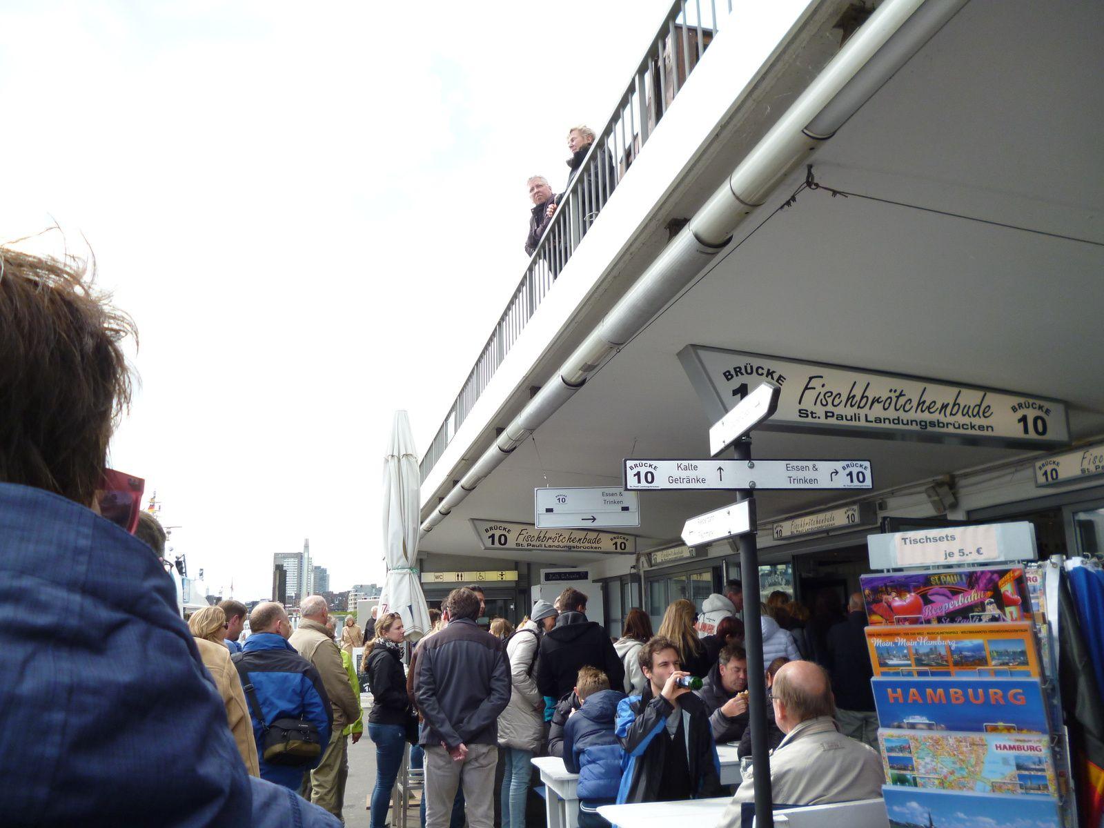 May in Hamburg - Tag 1 ⚓