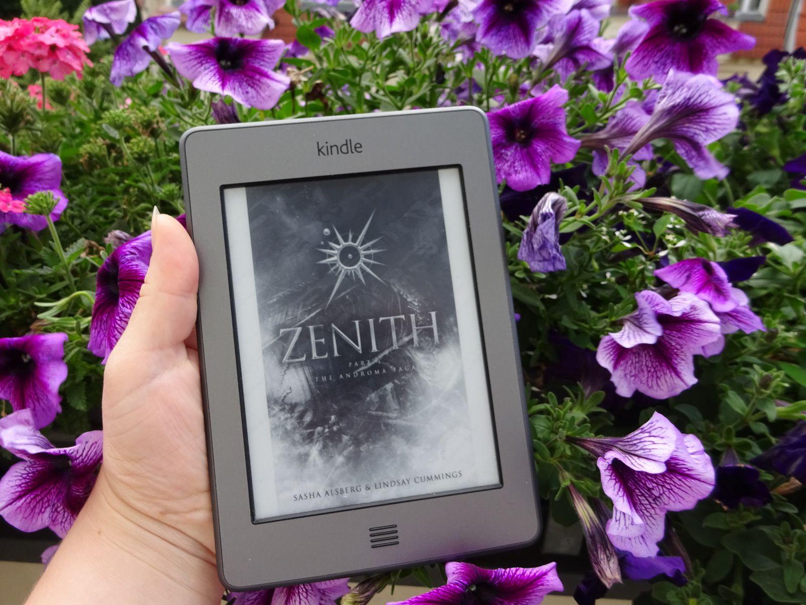 Buchbewertung: 'Zenith: The Androma Saga #1'