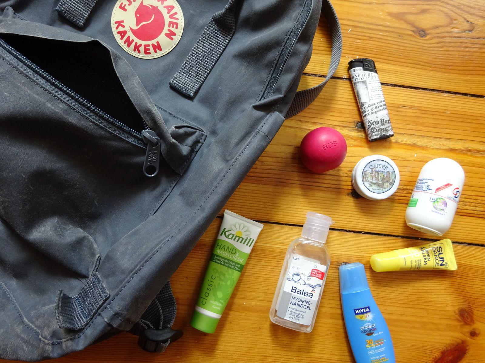 Tipps für's Kofferpacken und Gepäck im Flugzeug