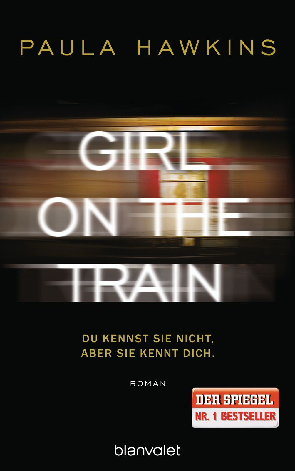 Buchbewertung: 'Girl on the Train'