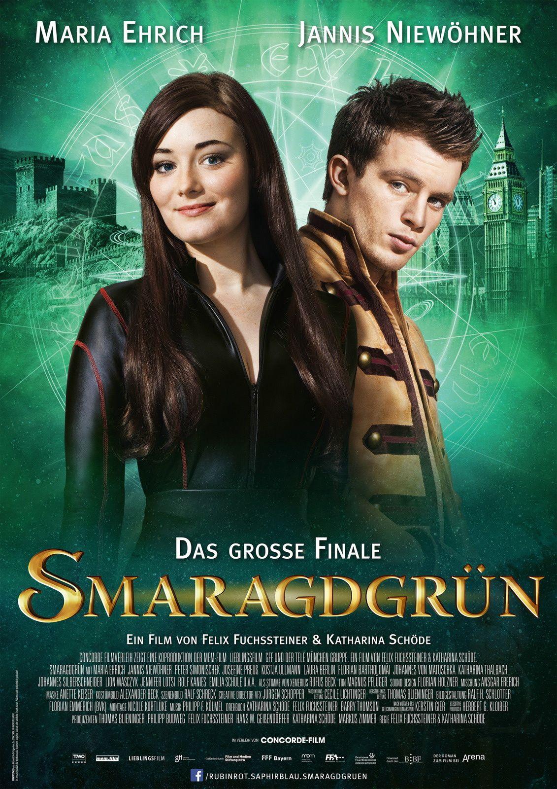 Filmtipp: 'Smaragdgrün'