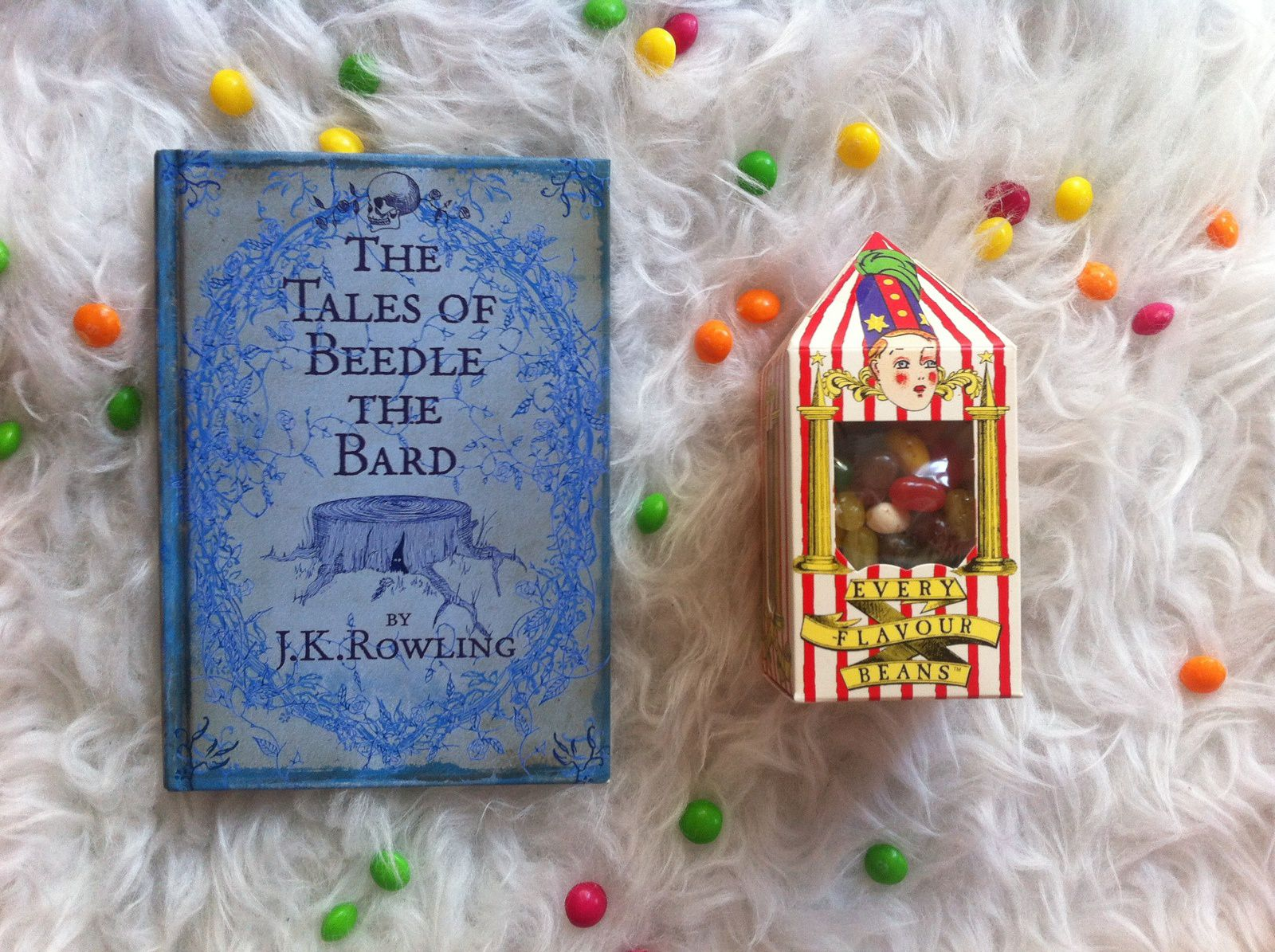 Buchbewertung: 'The Tales of Beedle the Bard'