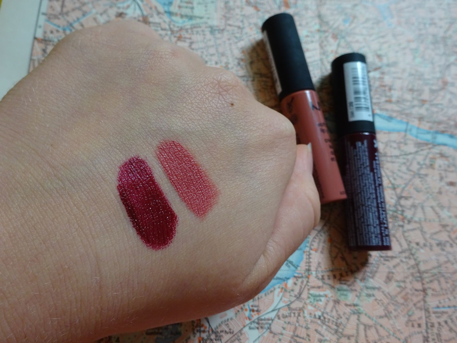 Review: NYX Soft Matte Lip Cream