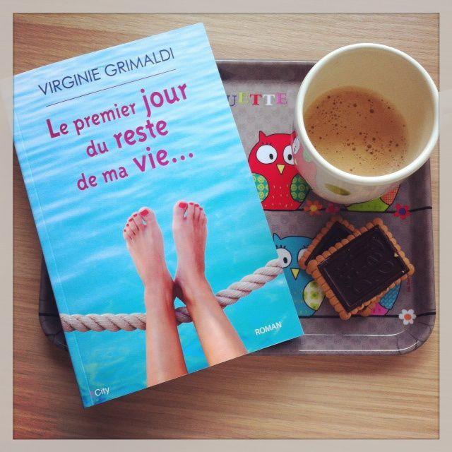 Une pause lecture...ce livre est une vraie merveille, à lire de toute urgence