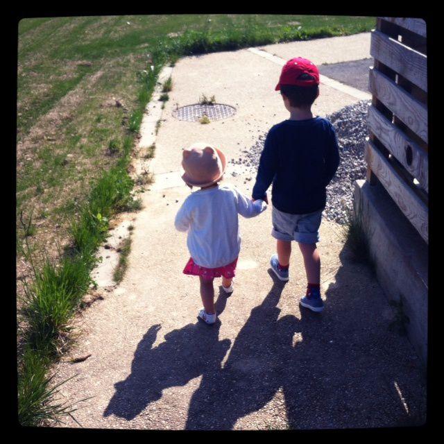 Loulou et La Choupette : Mai 2015