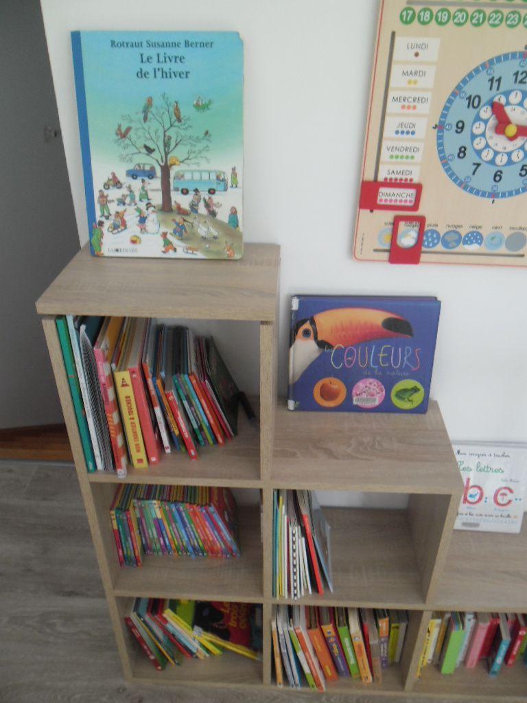 Le coin des enfants.... (cadeau inside, anniversaire du blog)
