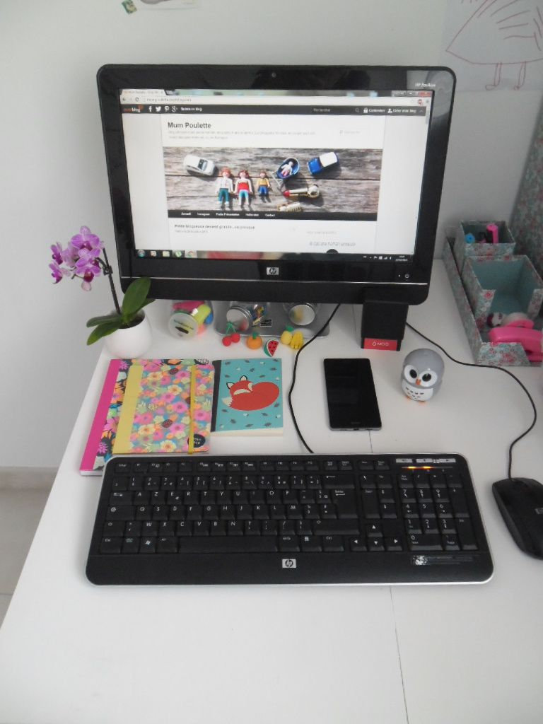 D'où je blogue...