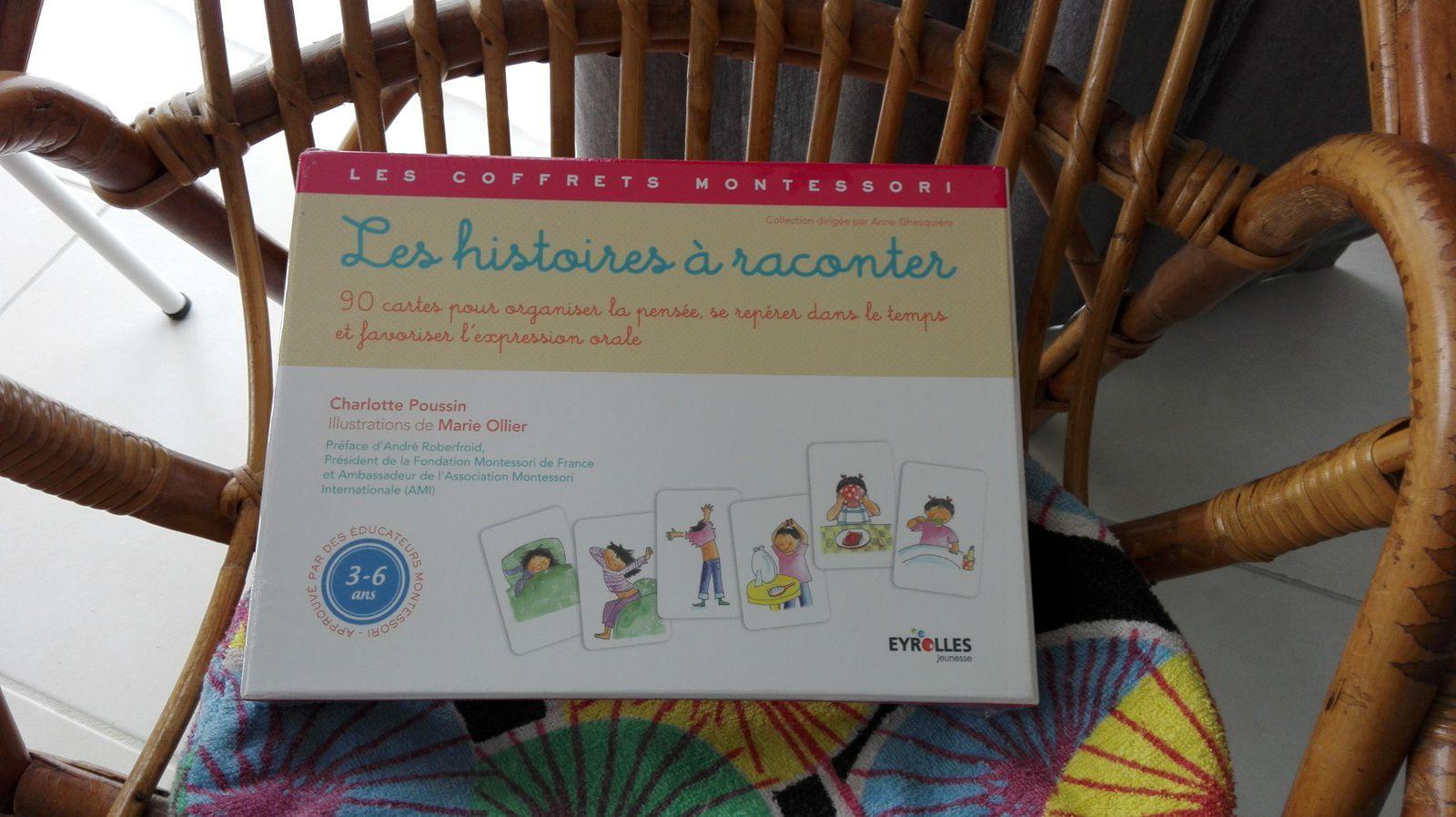 Coffret Montessori à tester