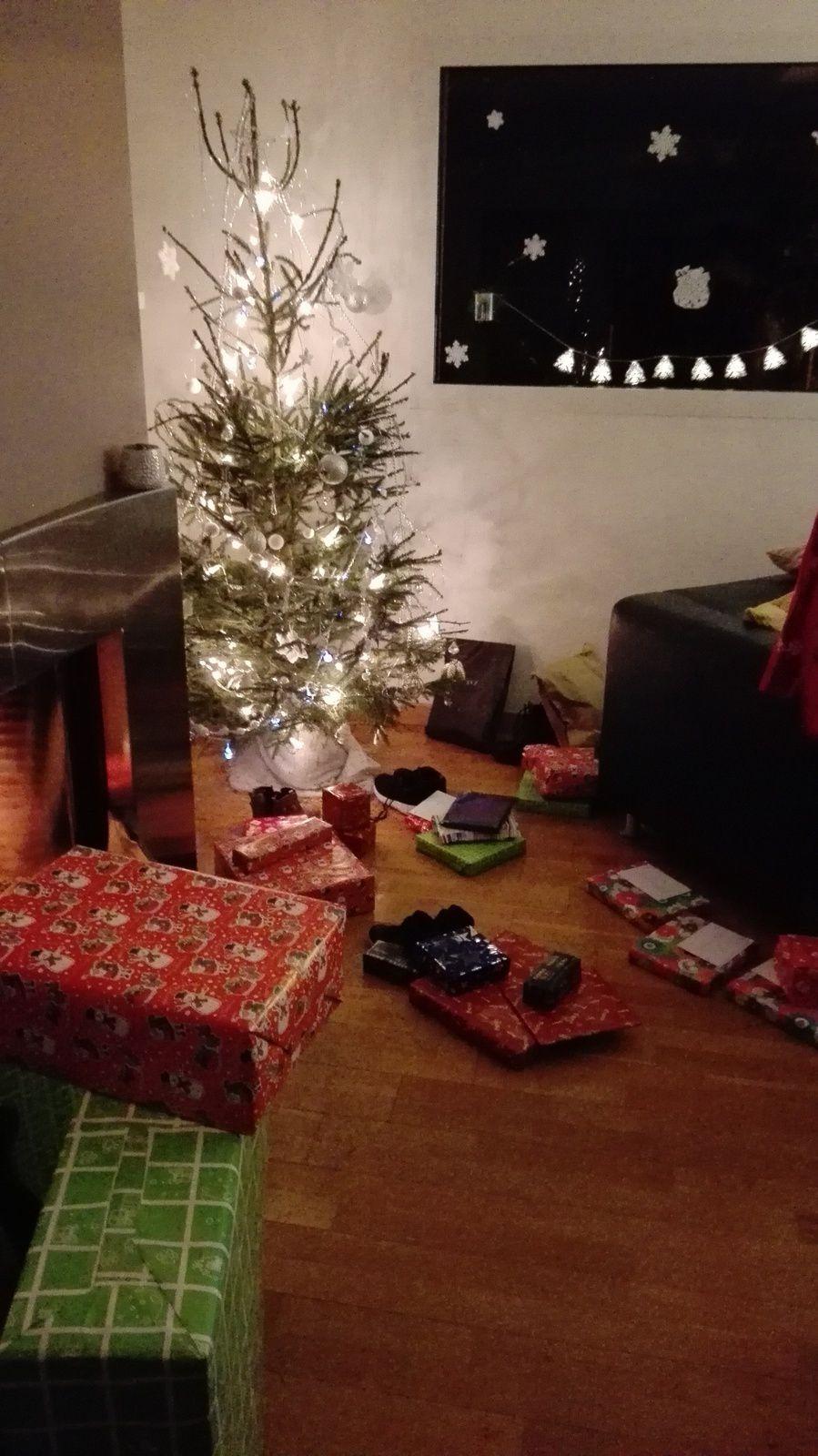 Noël round 2, en vrai il y aura eu 4 round de Noël