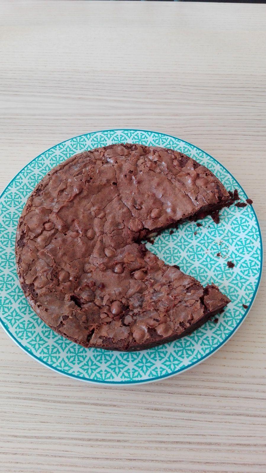 C'est samedi c'est brownies