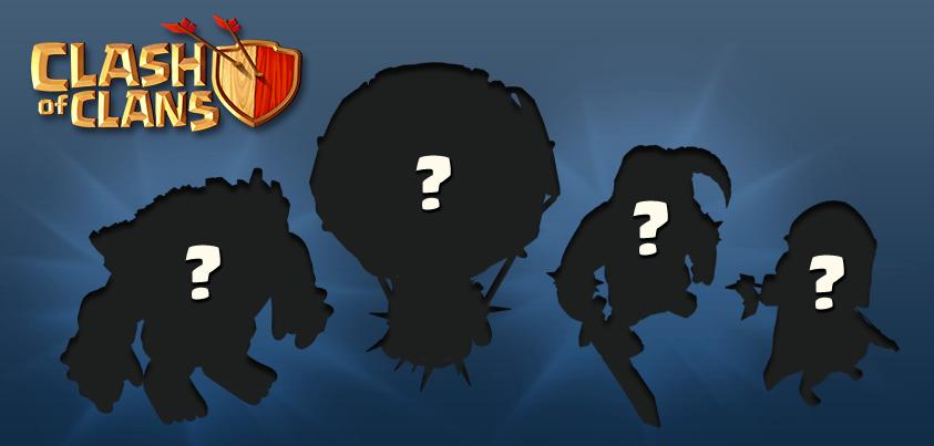 Prochain update : troupes level 6 !!